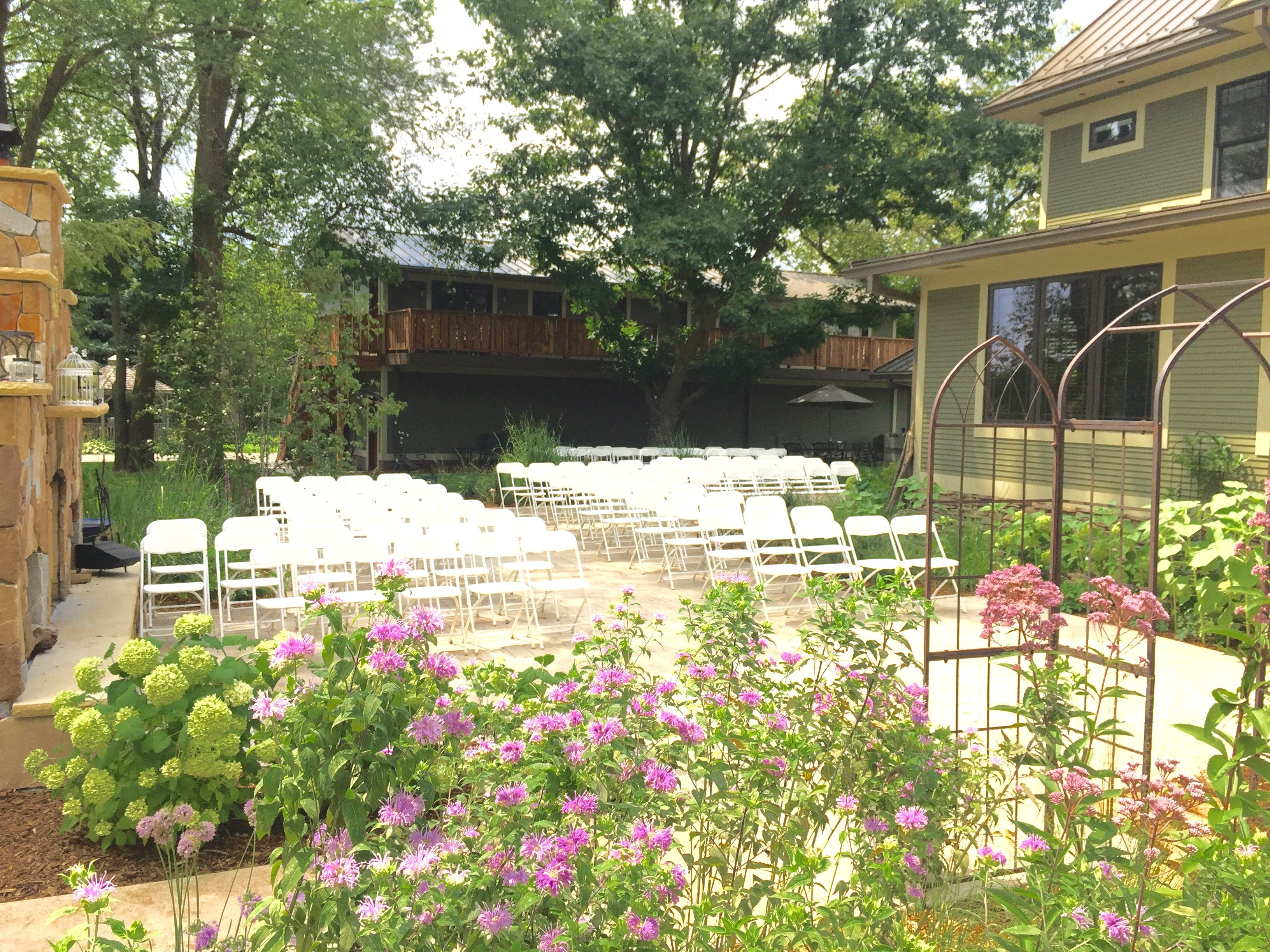 Outdoor Event venue