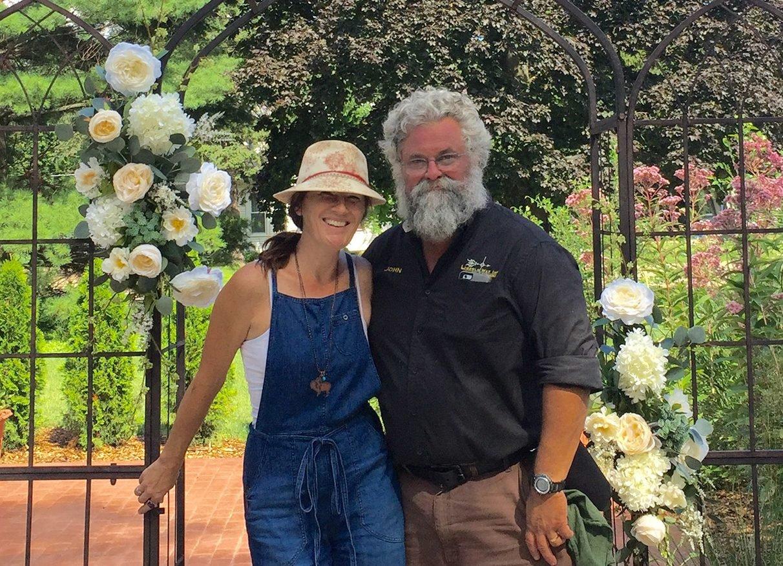 Lisa Marie Ayres and John Ayres