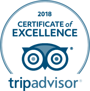 Certificate of Excellence winner 2018