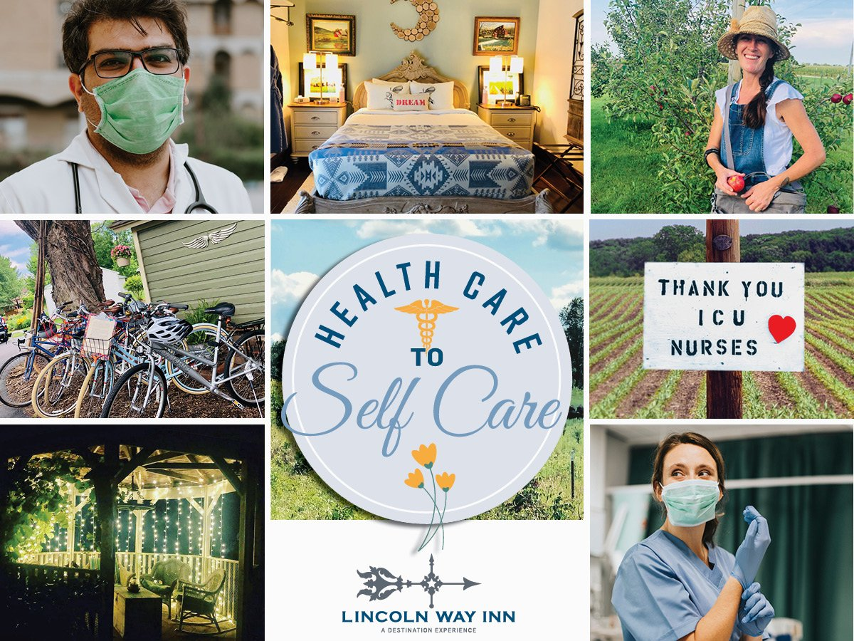 lincoln way inn health care to self-care
